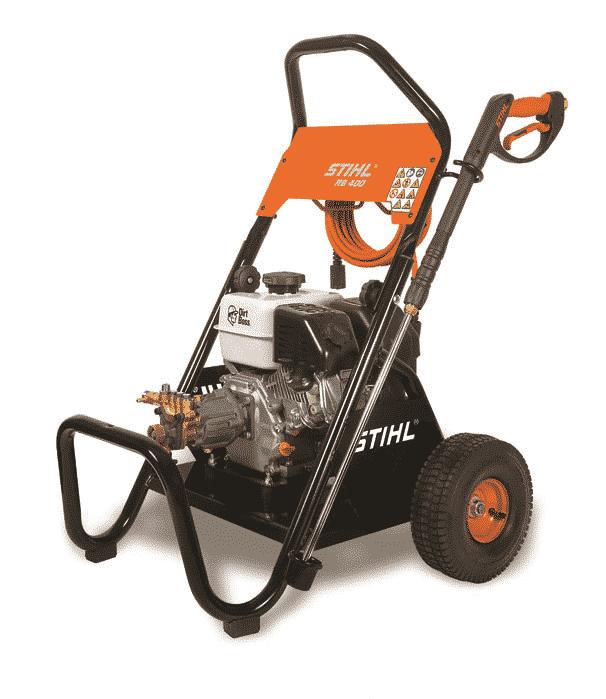 STIHL Pressure Washer RB400 DIRT BOSS-3